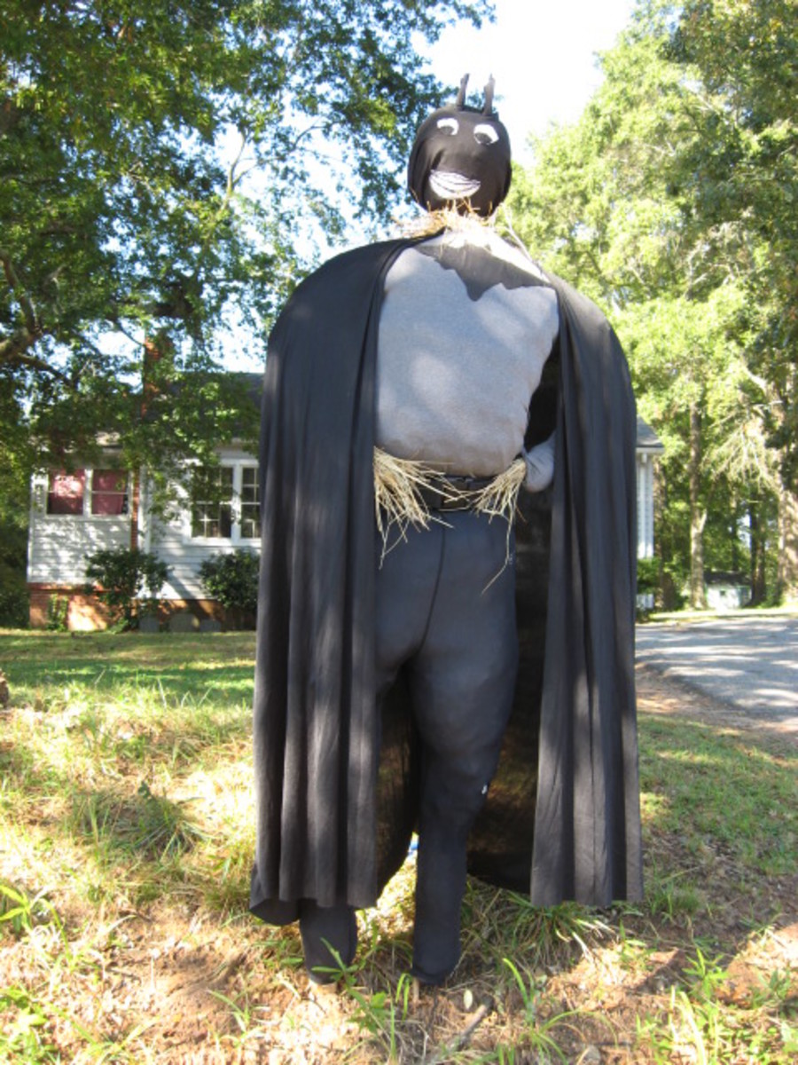 batman scarecrow