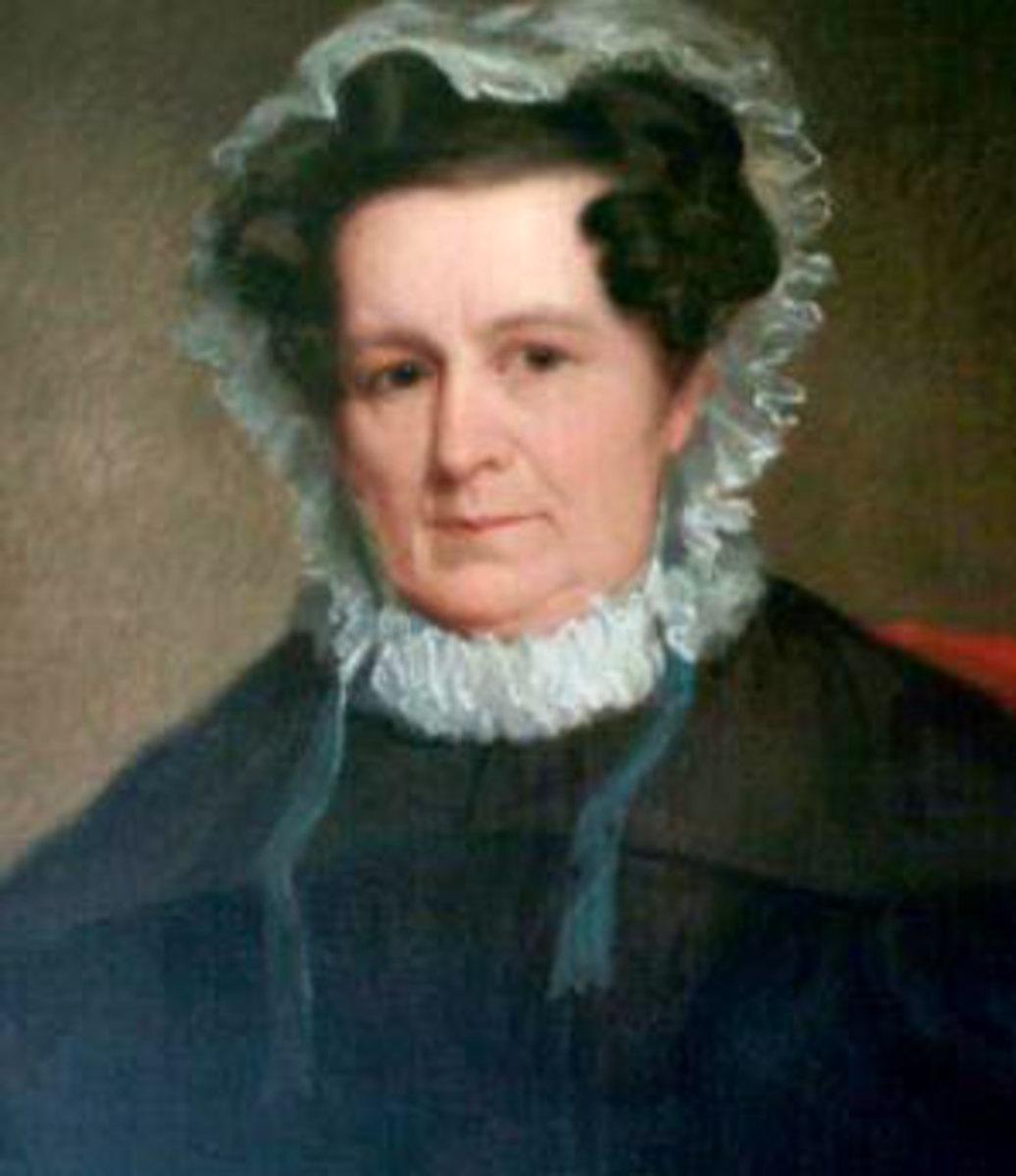 An Unsung Heroine: Lucy Flucker Knox