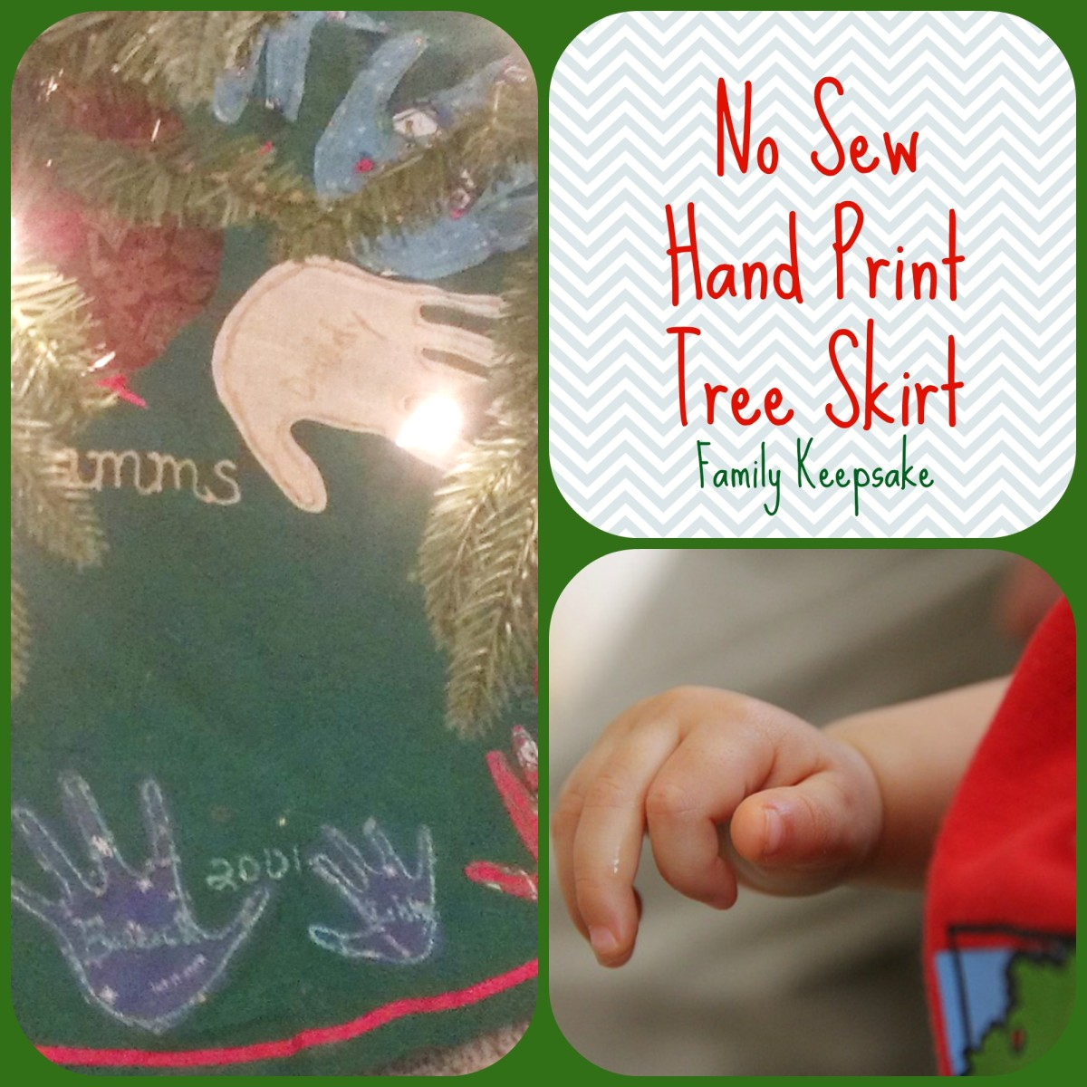 how-to-make-a-hand-print-tree-skirt-for-a-family-keepsake-add-hand-prints-as-they-grow