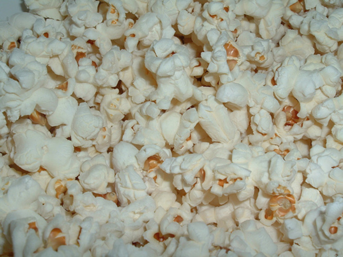 What is the Best Popcorn for an Air Popper?