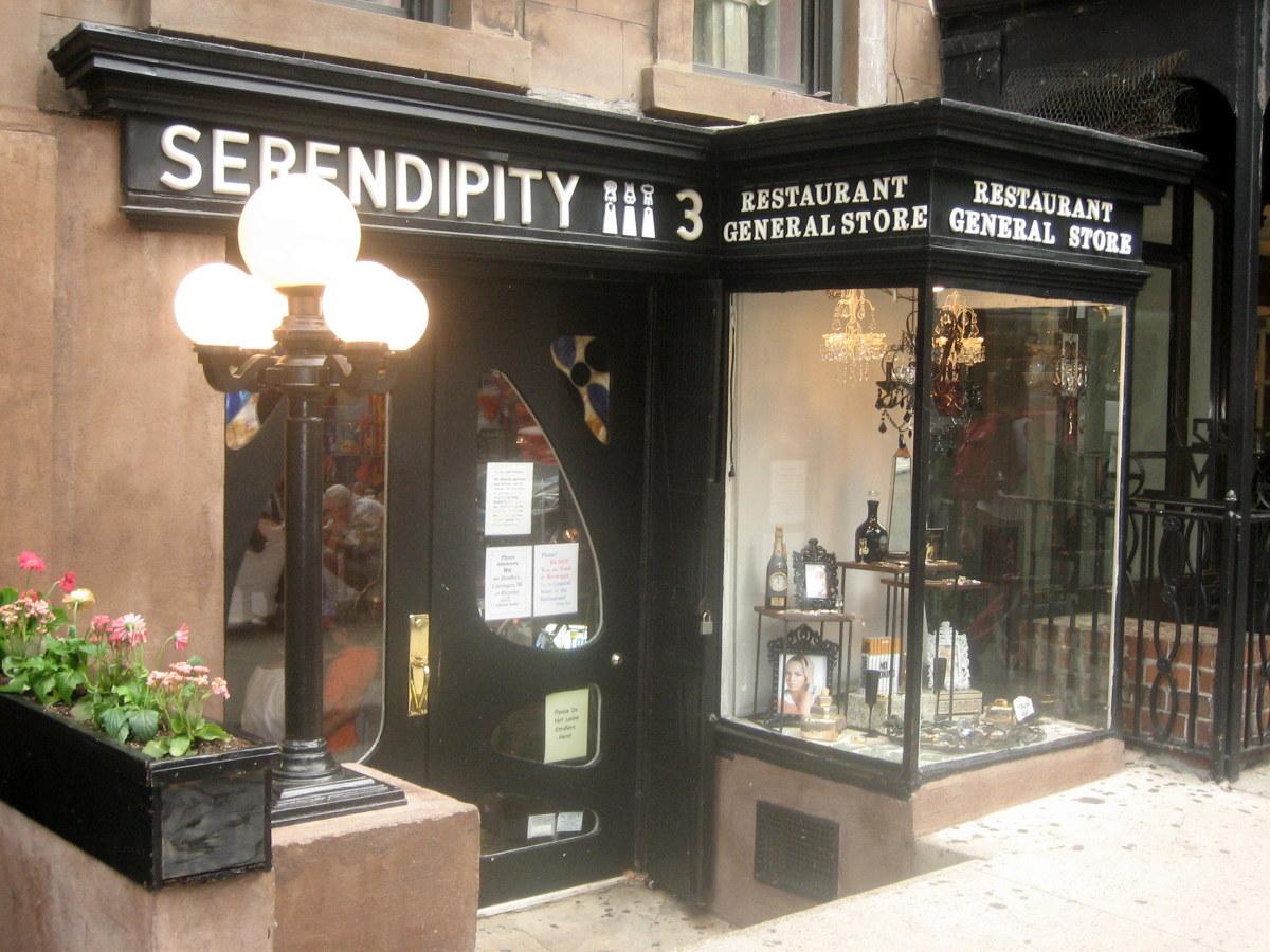 Serendipity famous Restaurant