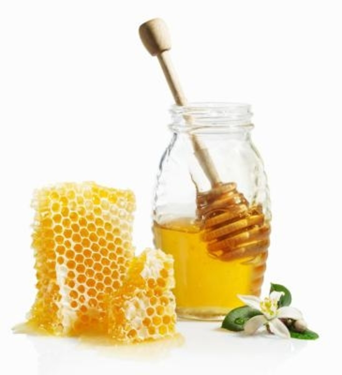 Raw local honey contains pollen that can help your body desensitized to allergens.