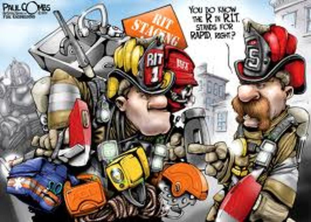 Let's Talk Fire: The RIT KIT