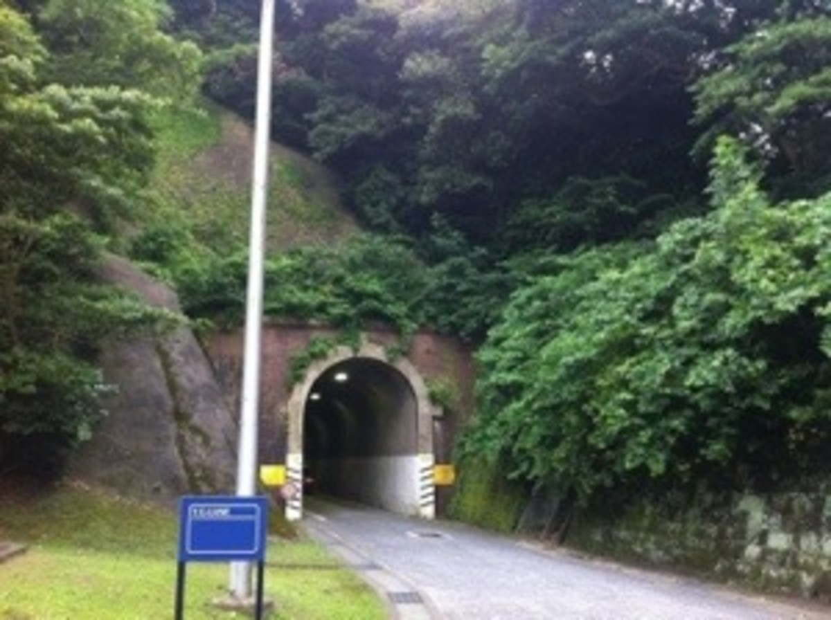 Gridley Tunnel