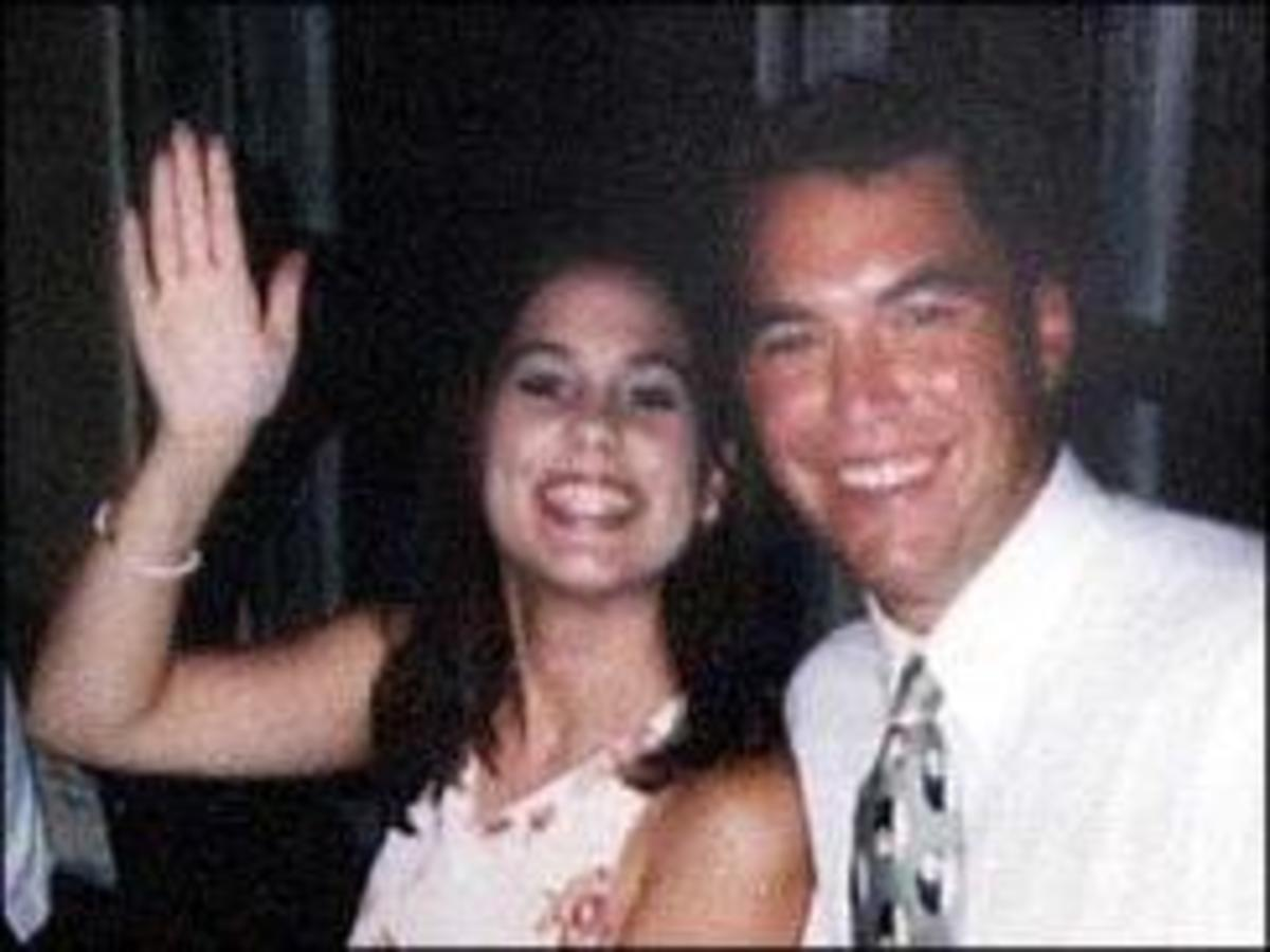 Scott & Laci Peterson.. And Amber Frey
