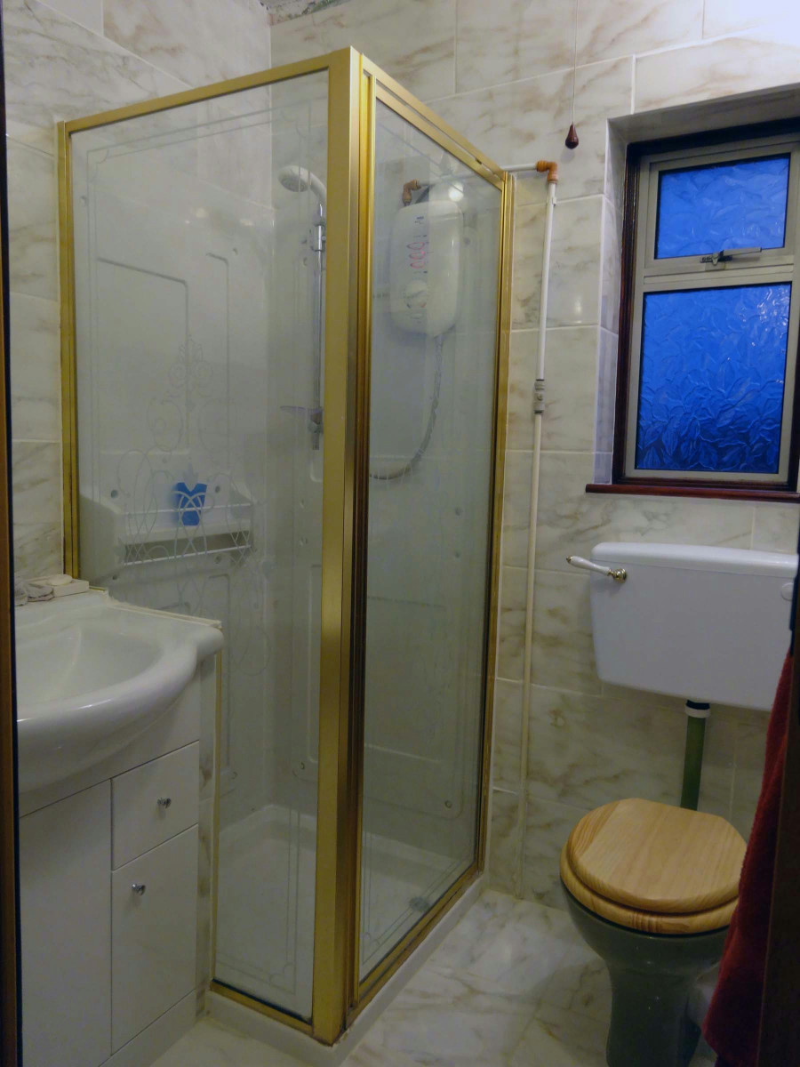 WC, Sink & Shower Room Renovations in a British Home