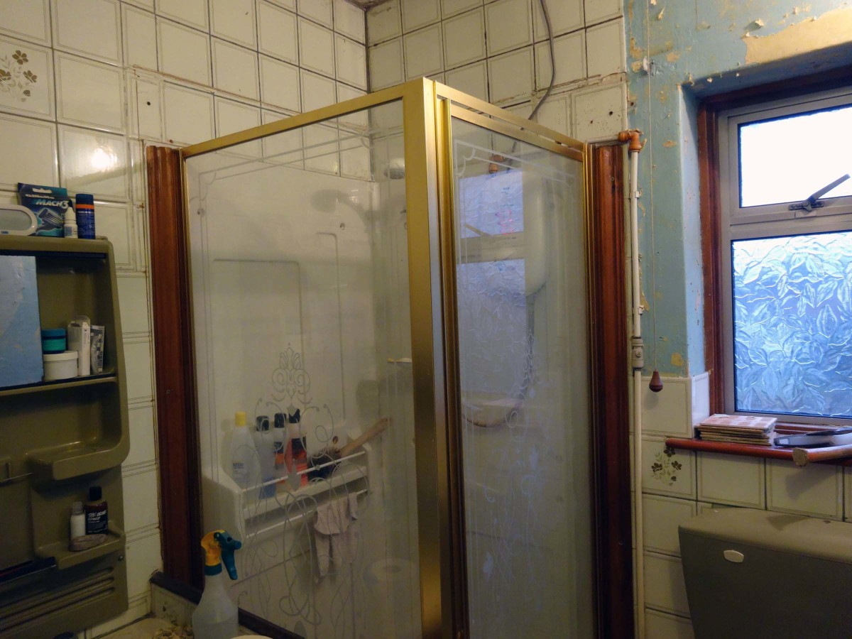 The shower unit