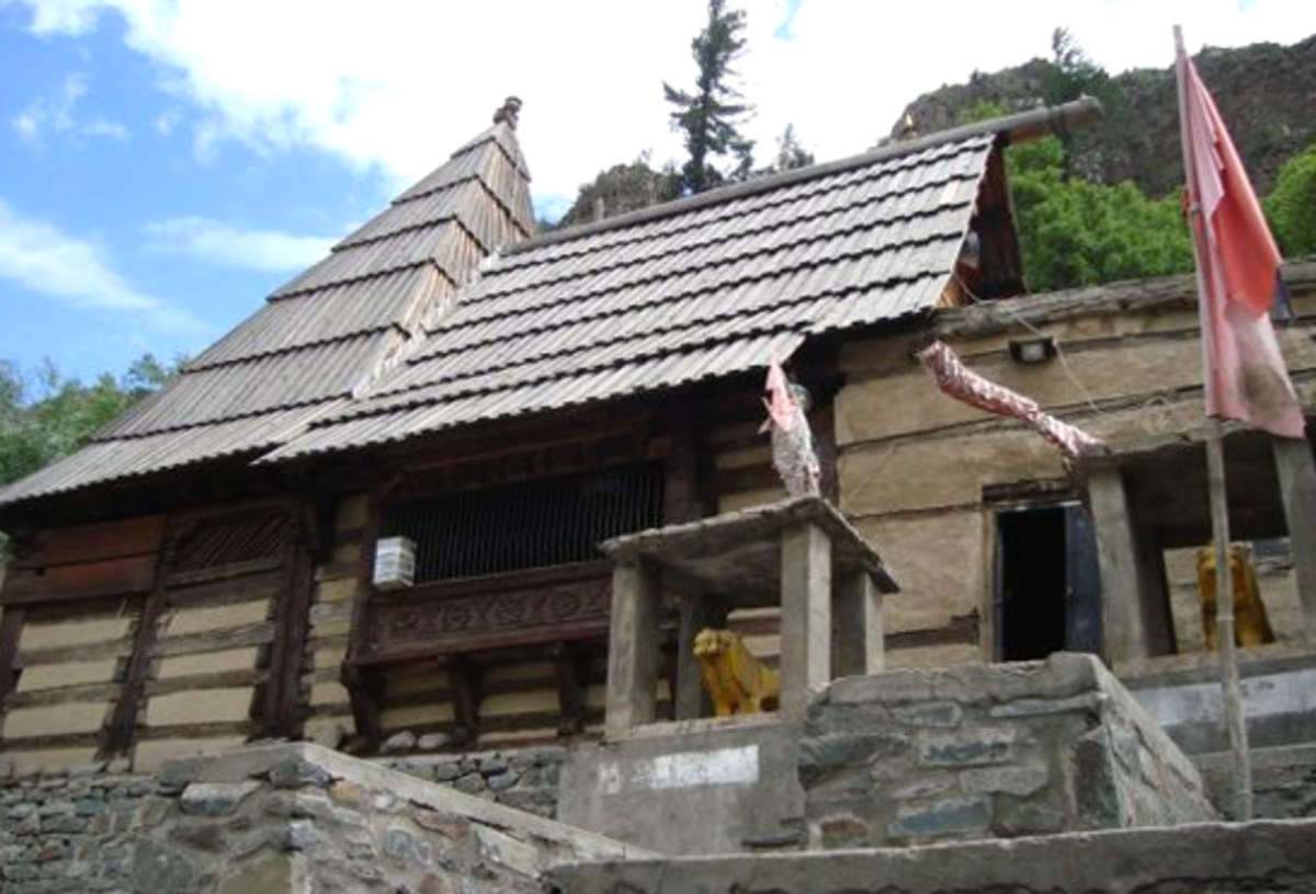 Mrikula Devi Temple of Lahaul- A Divine Poetry in Wood