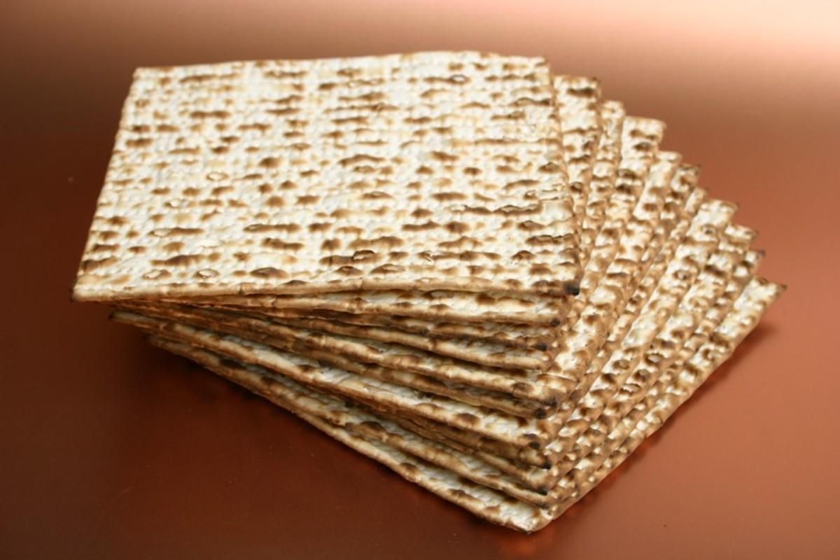 Matzah (or Matzo or Matza)