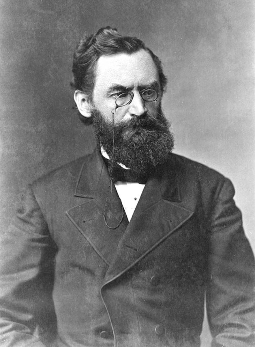 Carl Schurz (March 2, 1829 – May 14, 1906)