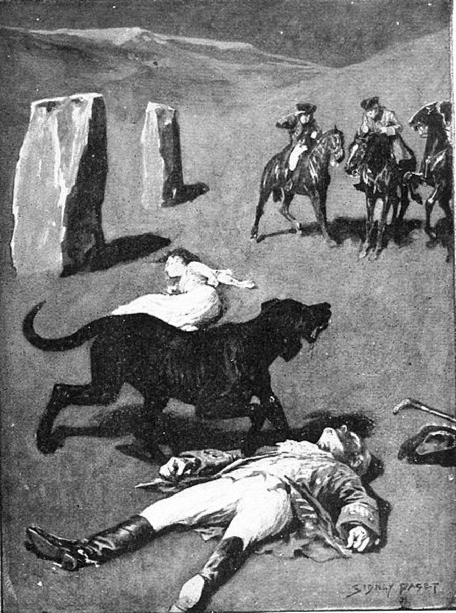Hound of the Baskervilles - Sir Arthur Conan Doyle