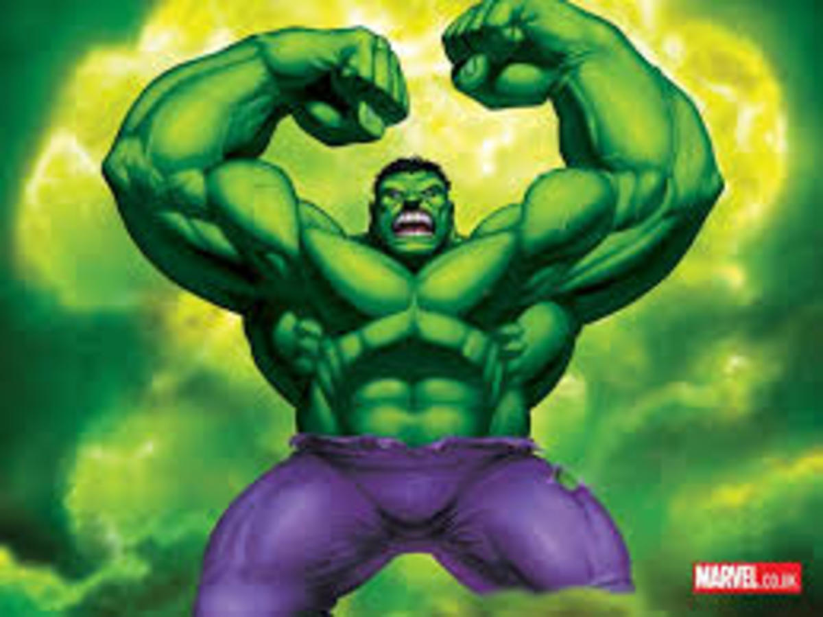 The Incredible Hulk - The Key Issues