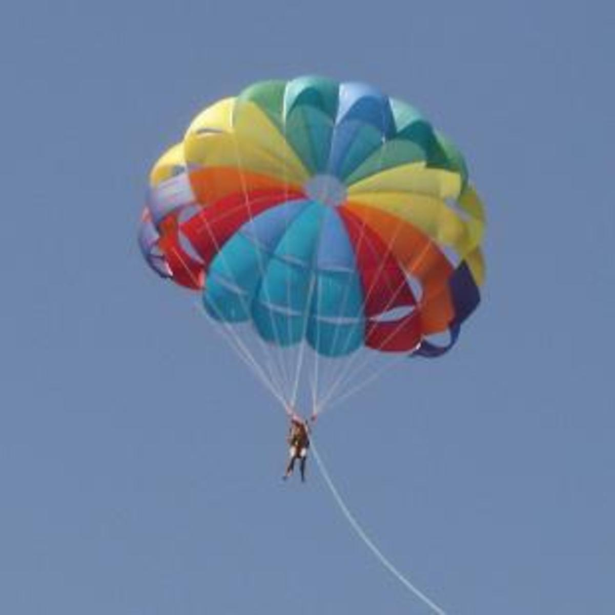 How Safe is Parasailing-My Really Scary Experience