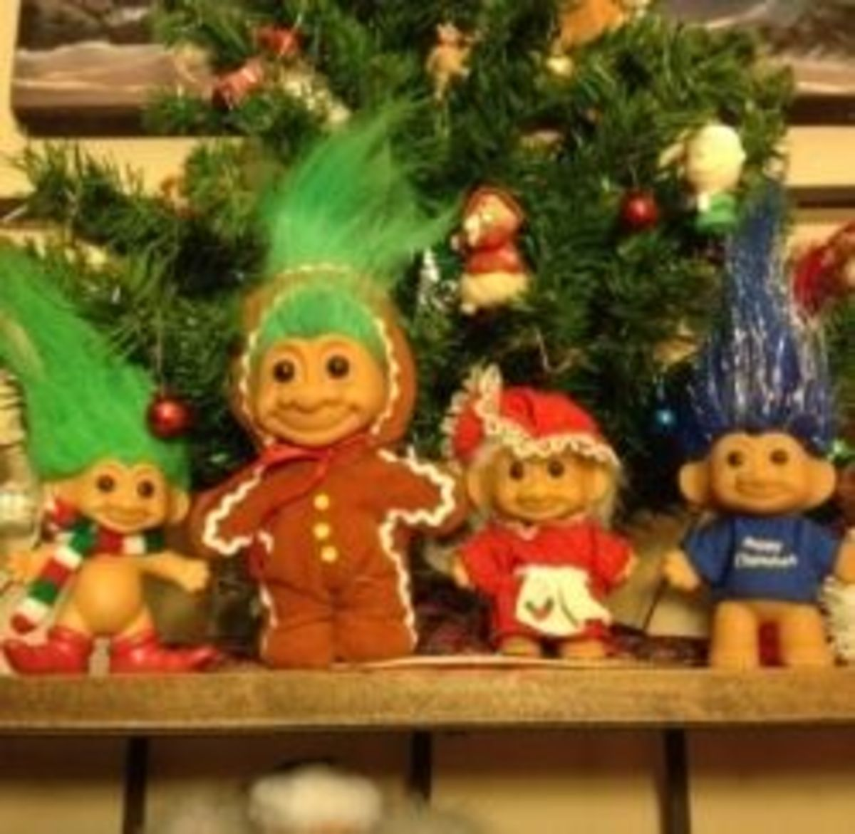 The Troll Doll - A Classic Childhood Toy