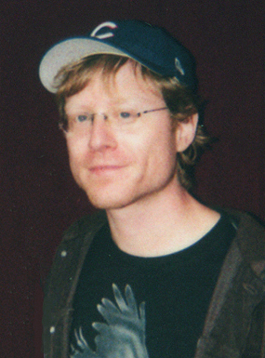 Anthony Rapp at BCEFA