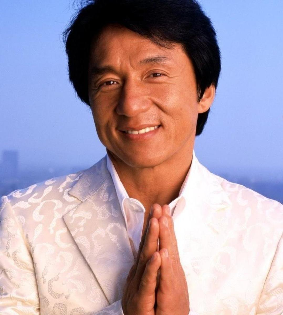 Jackie Chan will be forever young at heart.