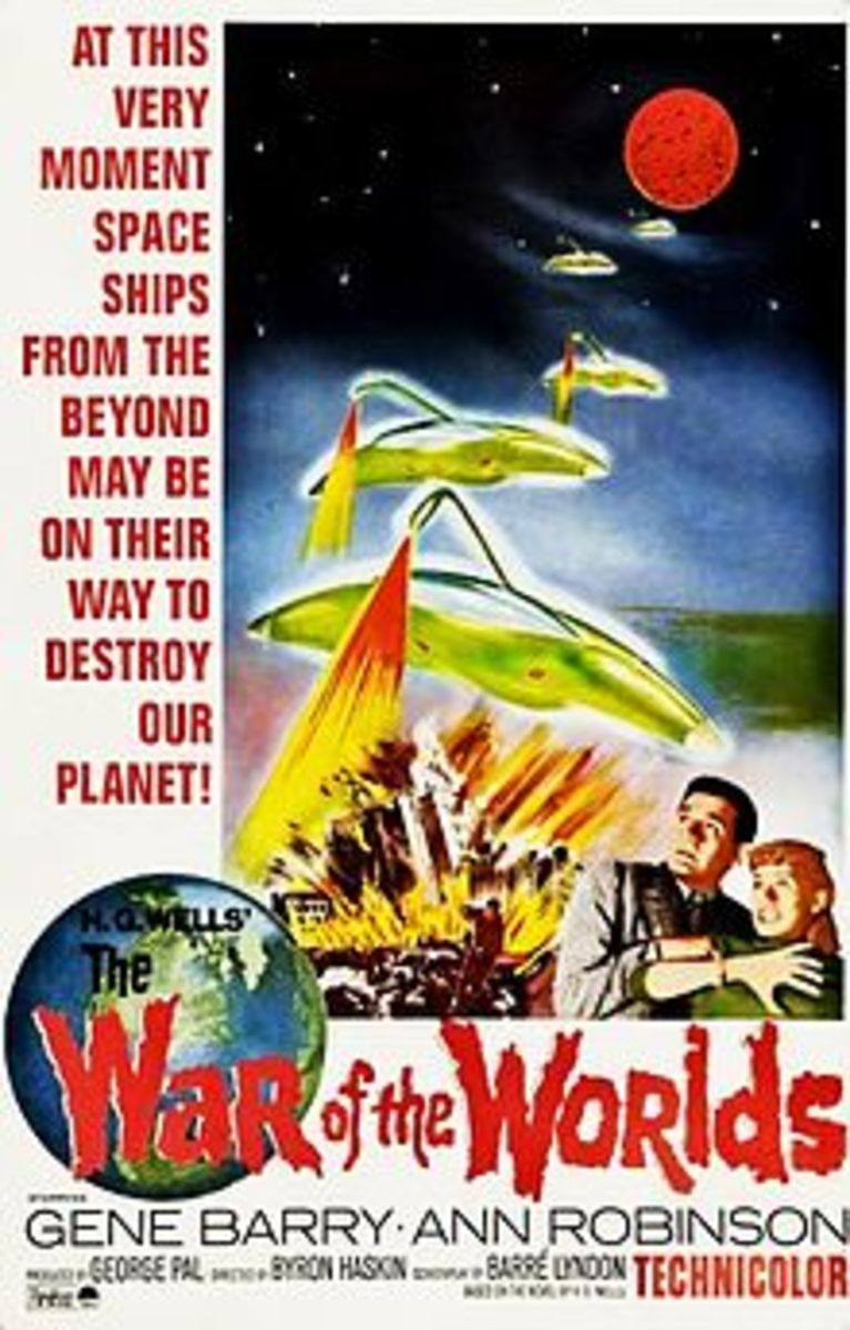 Movie Adaptations of War of the Worlds