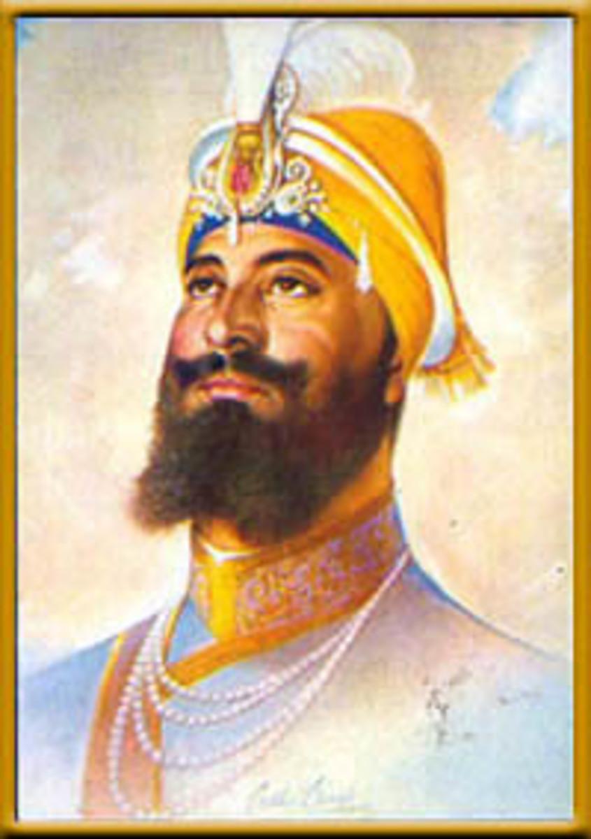The Sikh Guru
