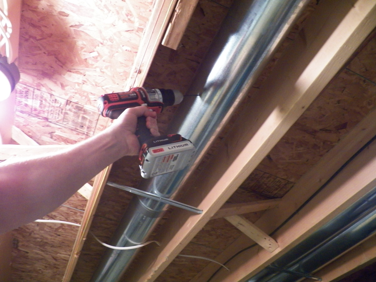 Tracing Your Home's Ductwork