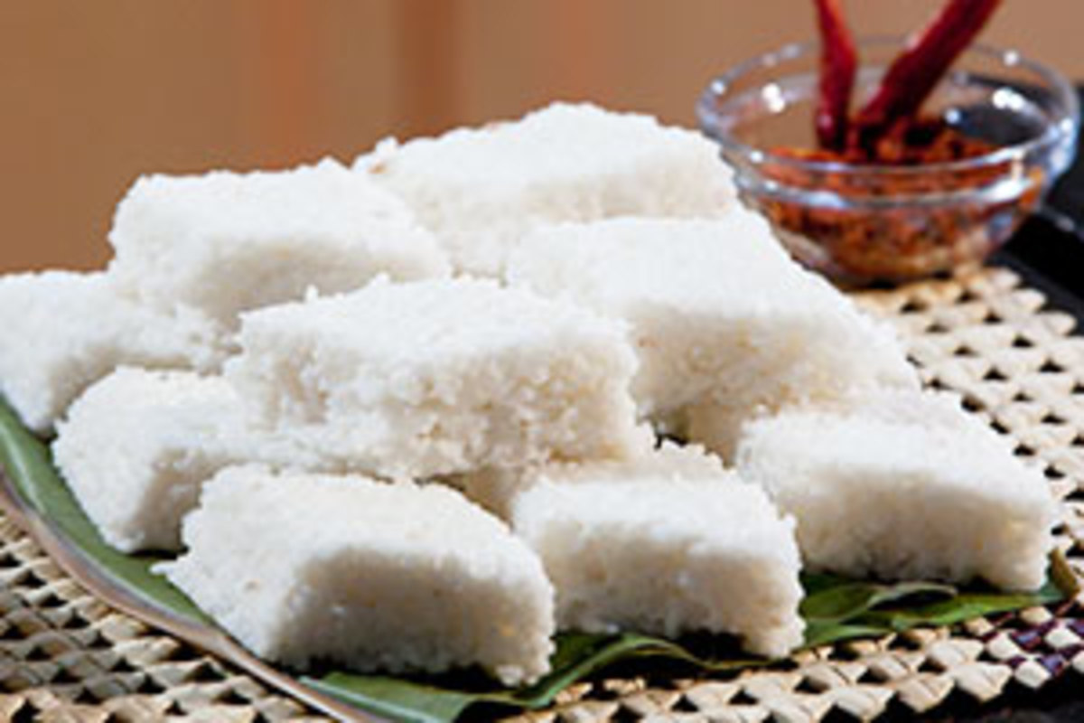 Milk Rice & Katta Sambol