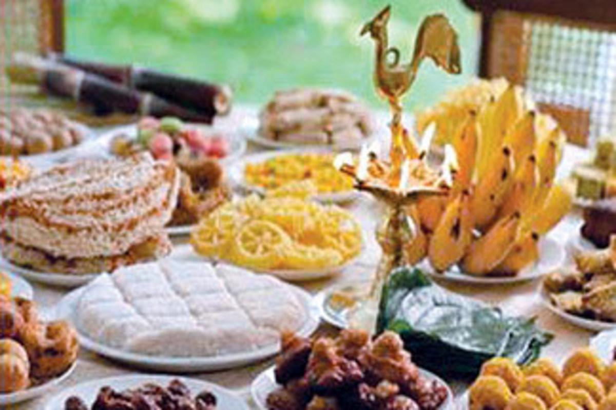 Sri Lankan Sweetmeets