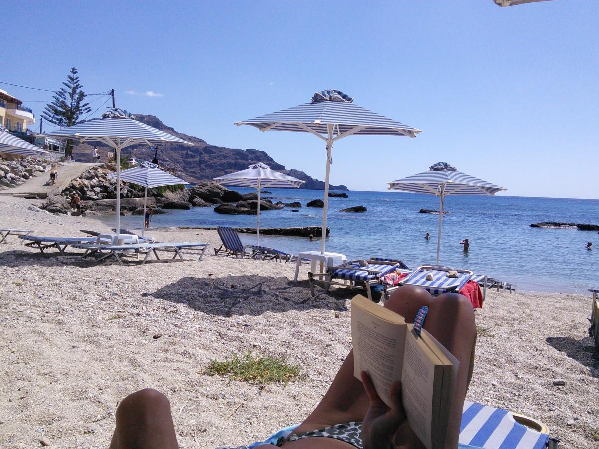 Plakias Beach