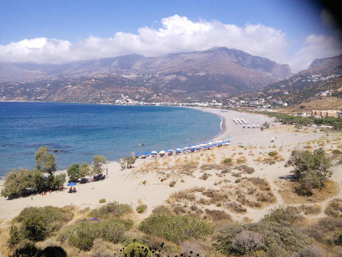 Plakias - Crete - Greece