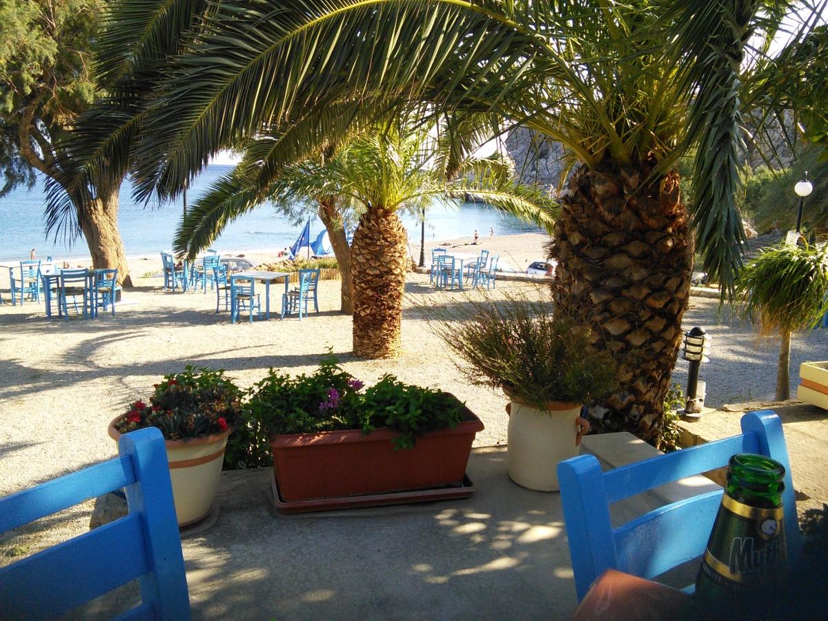Coffee Bar Plakias Beach