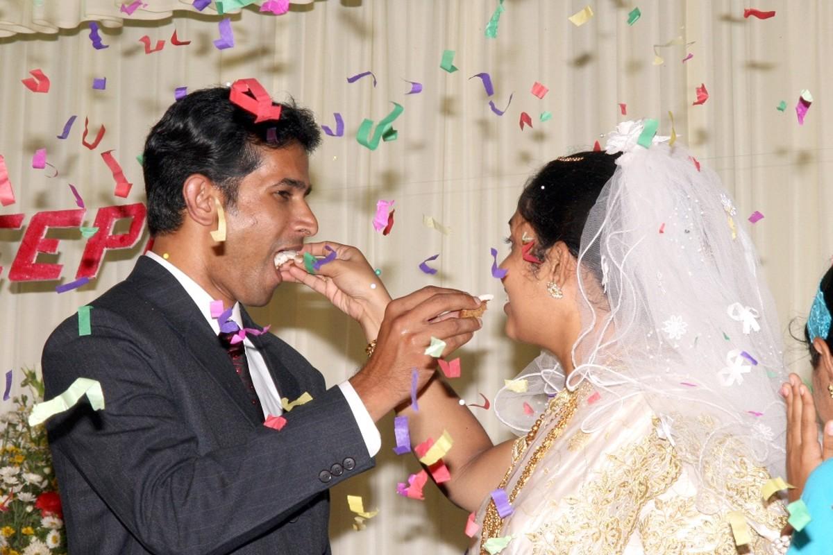 Syrian Catholic Marriage Customs In Kerala