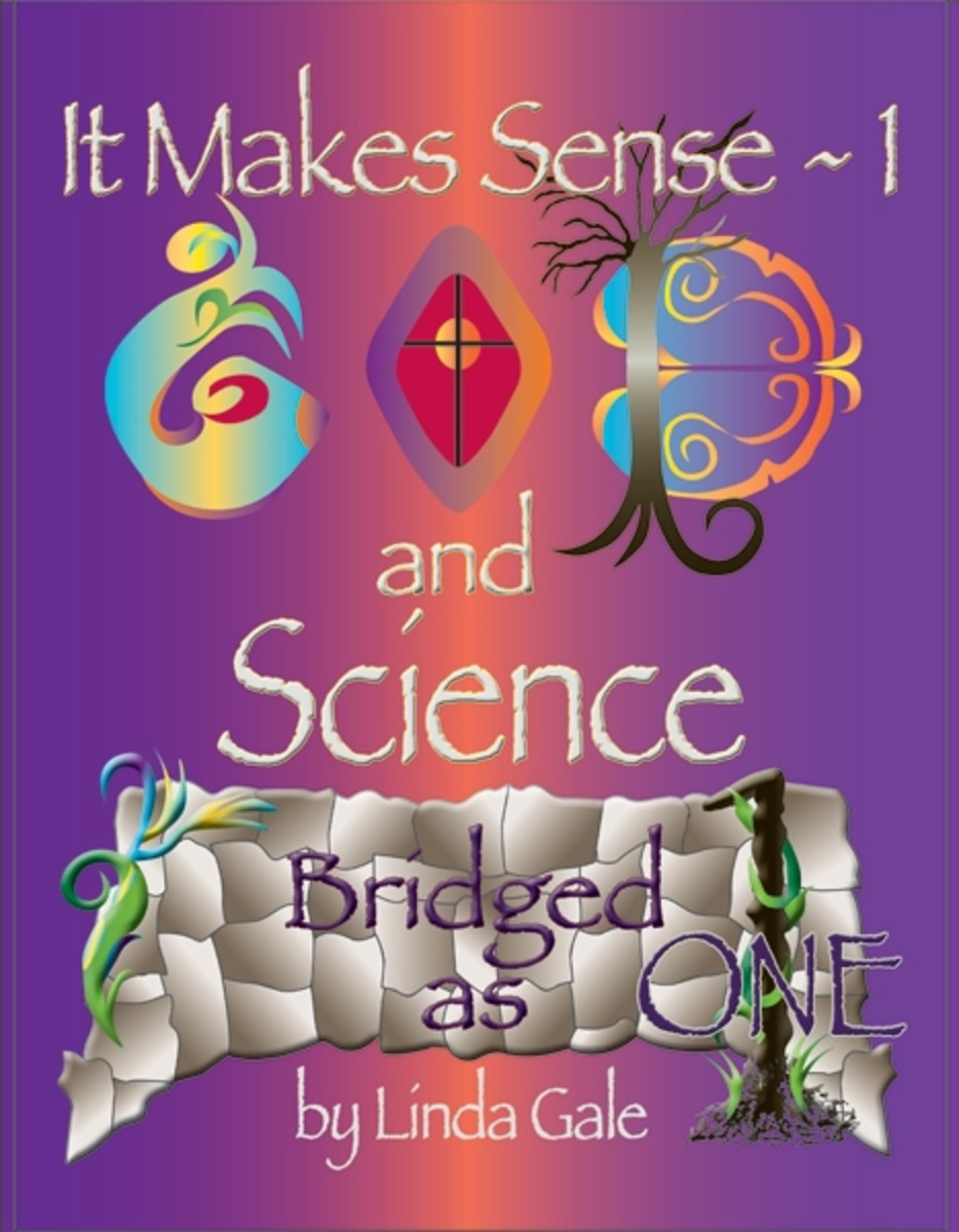 Quantum Physics, Geography and so much more explained in the book God and Science Bridged as one.Get the book, then check out Linda Gales http://creationdna.wordpress.com  #young, #old, #seeker, #believer, #non-believer, #townsfolk, #city #dweller, #