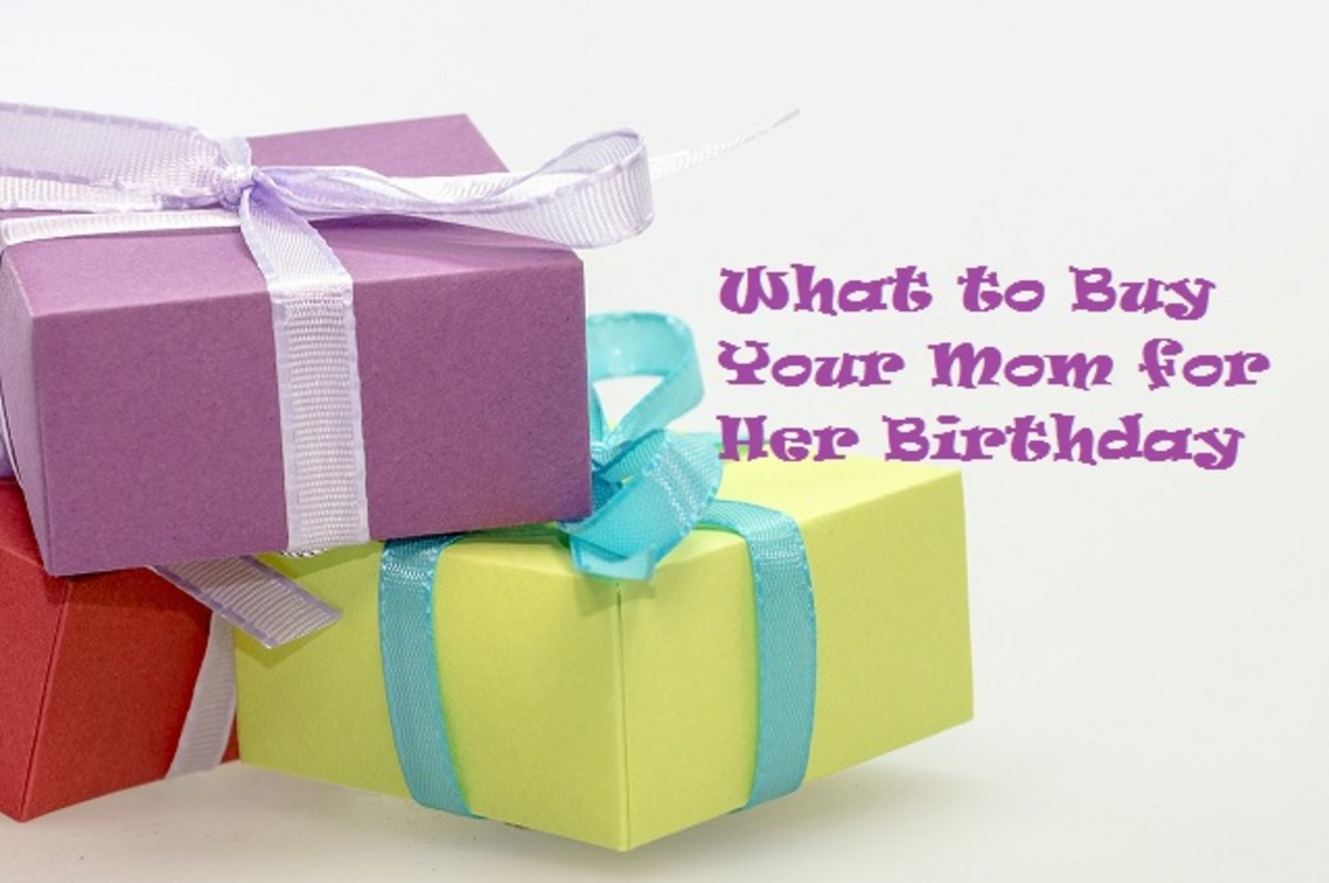 What To Buy Your Mom For Her Birthday