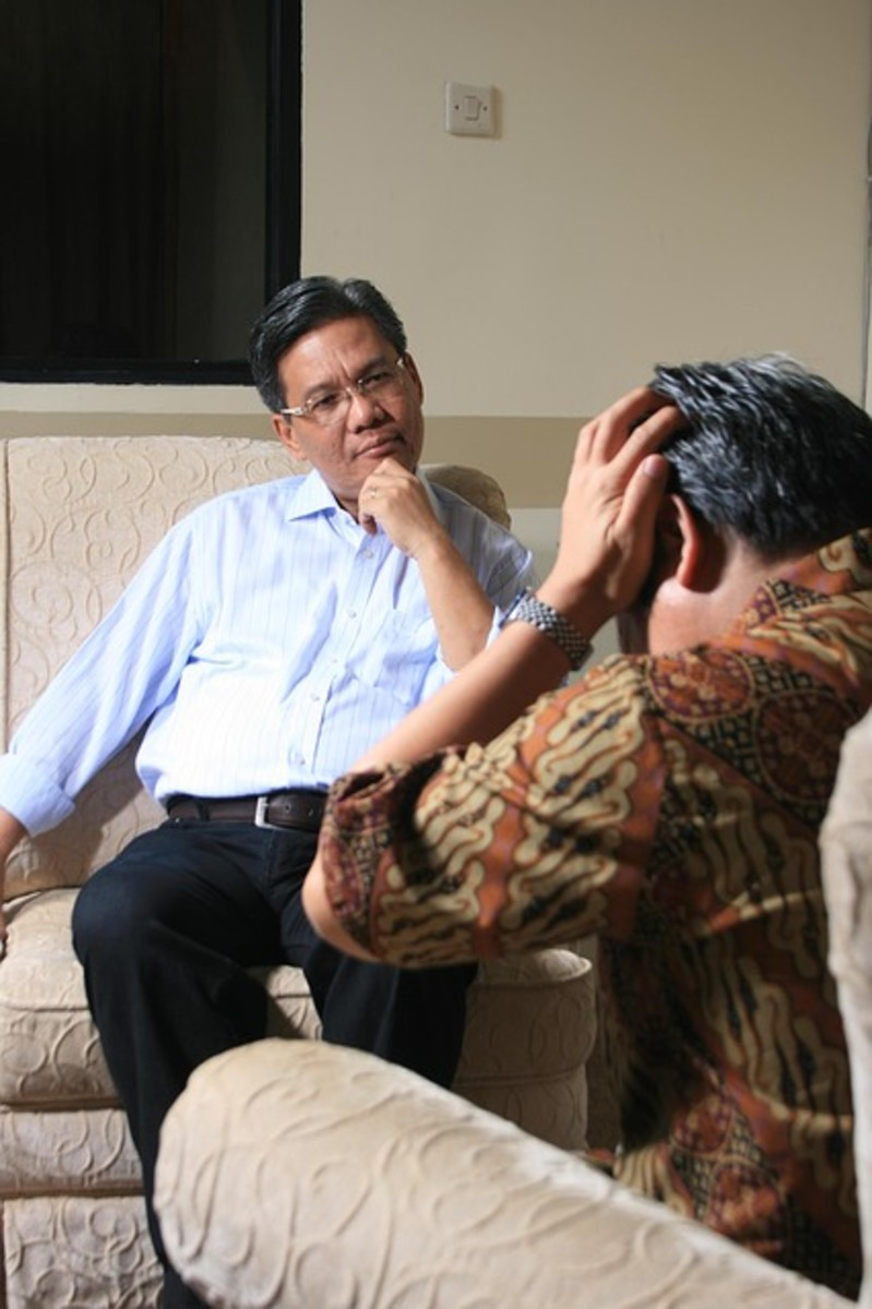 A good therapeutic alliance between therapist and client increases client's ability to freely share.