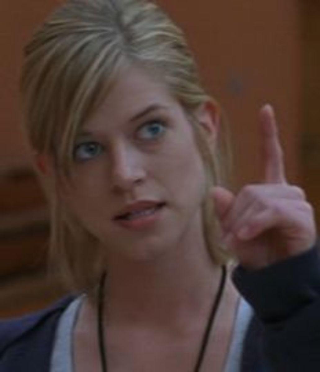 Alexandra Amberson (Tammy Lauren)