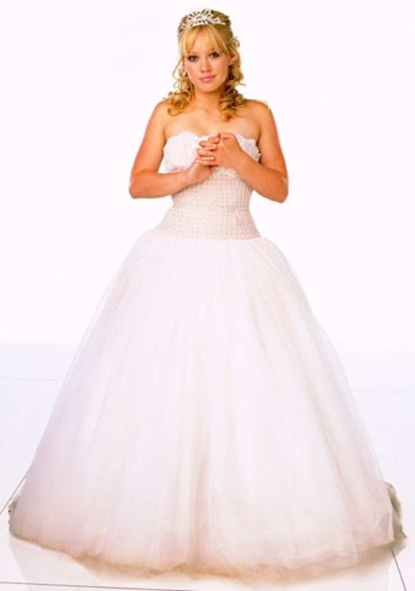Hilary Duff as Sam, Another Cinderella Story