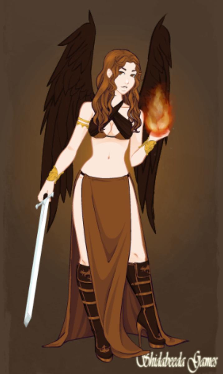 Nemesis Goddess of Retribution - Strato-Cat - CC-BY-ND-3.0