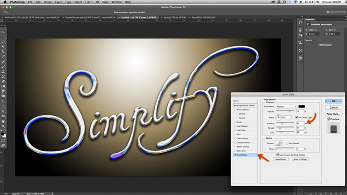 old-school-chrome-text-effect-in-adobe-photoshop