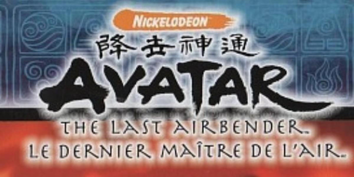 LEGO Avatar: The Last Airbender Logo