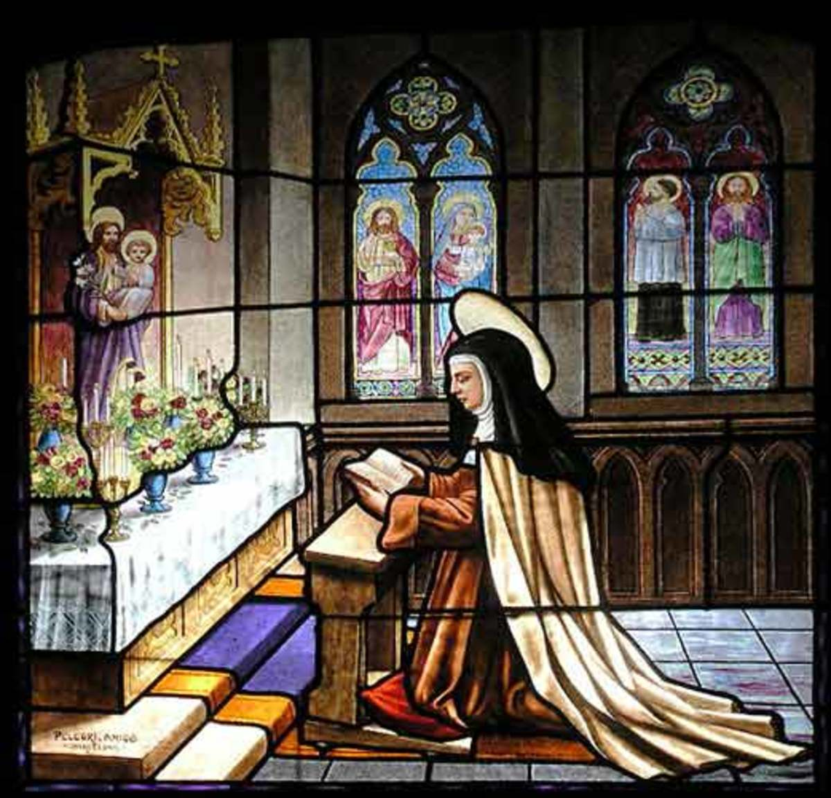 Teresa of Avila - Carmelite Nun, Saint, Spanish Mystic, Doctor of the Church