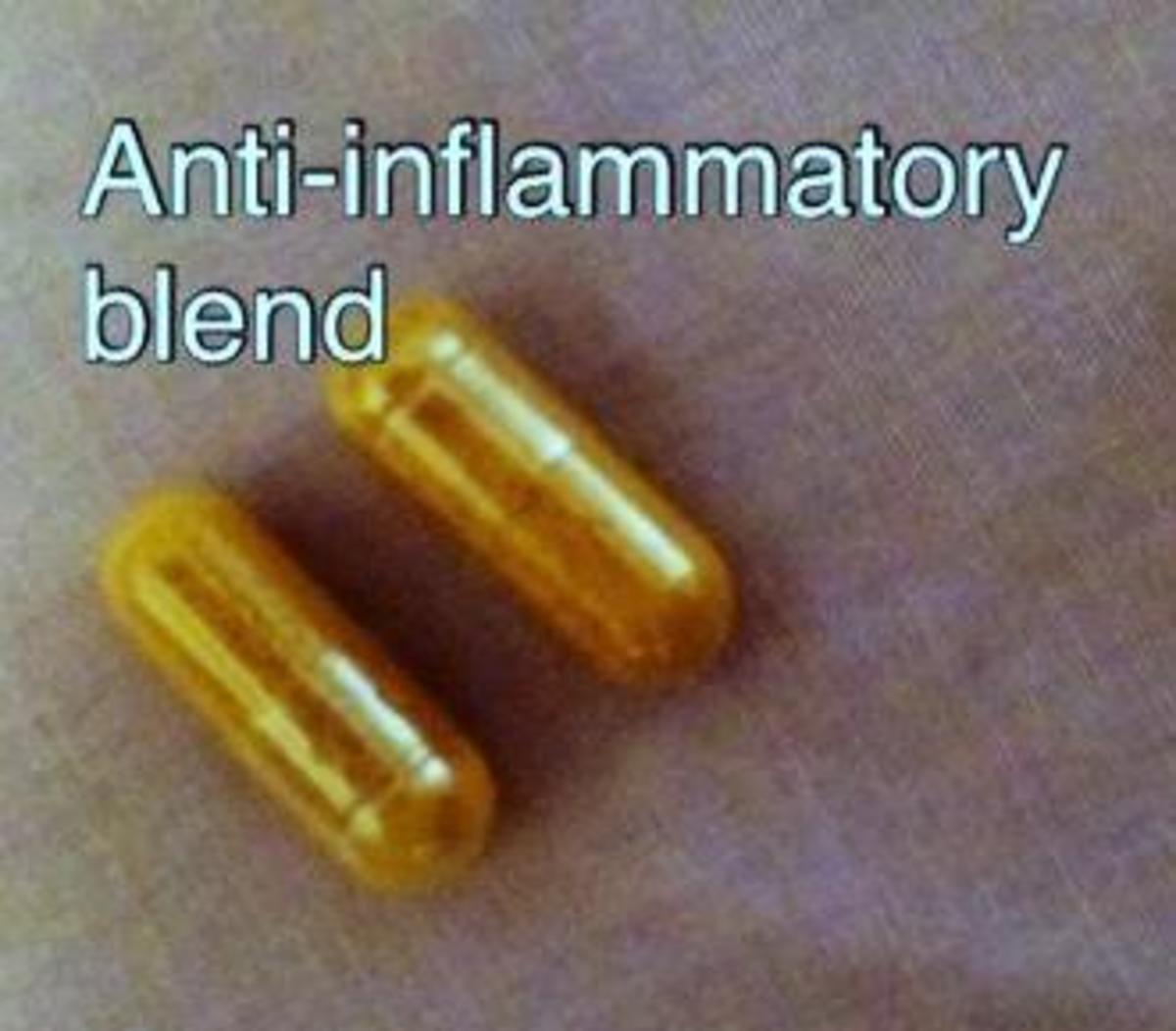 FTG anti-inflammatory blend
