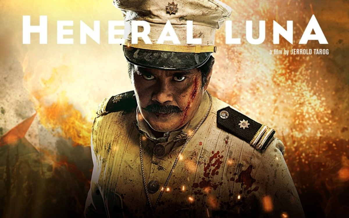 Heneral Luna Movie Cover Photo
