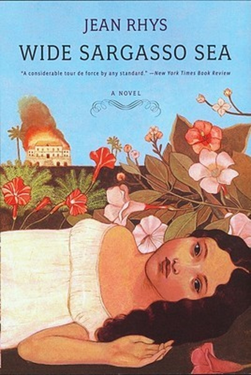 "Jean Rhys' novel the ""Wide Sargasso Sea"" is a staple reading in many Multicultural Literature courses in the U.S."