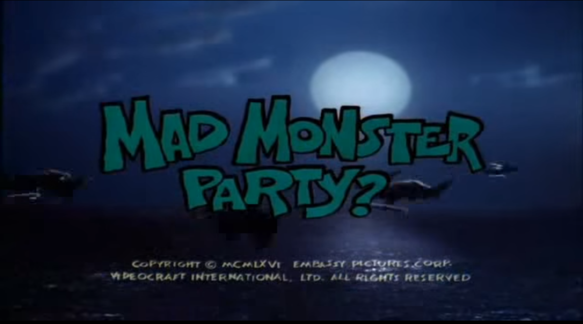 Rankin/Bass Retrospective: Mad Monster Party?