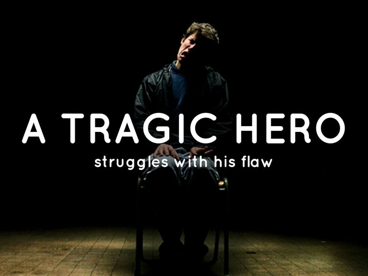 Tragic Hero: Definition, Characteristics & Examples