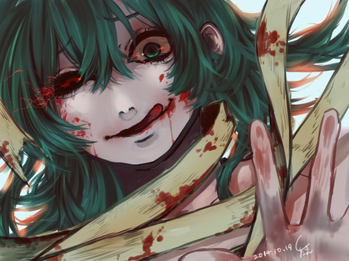 The second One-Eyed King in Tokyo Ghoul (Toukyou Kushu). [Theory ...