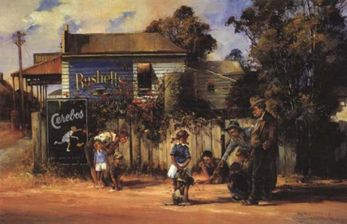 Ipswich street scene