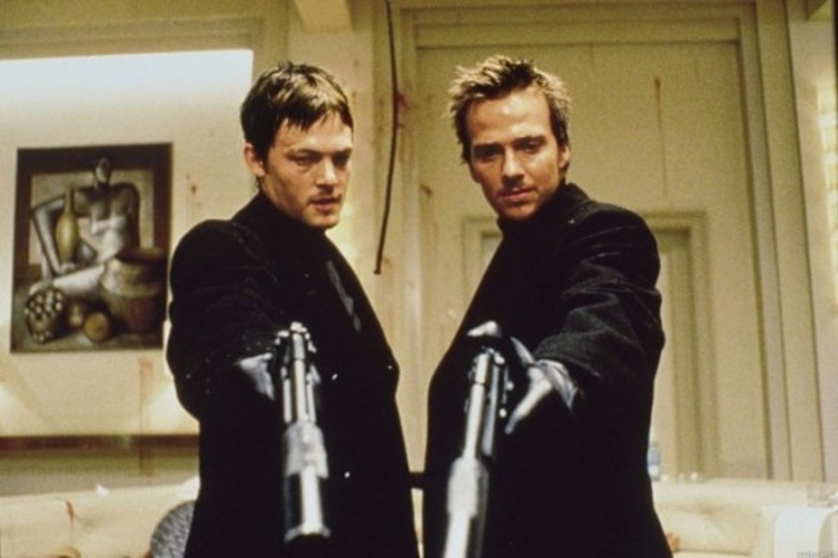 Boondock Saints Actor Masters Jiu-Jitsu