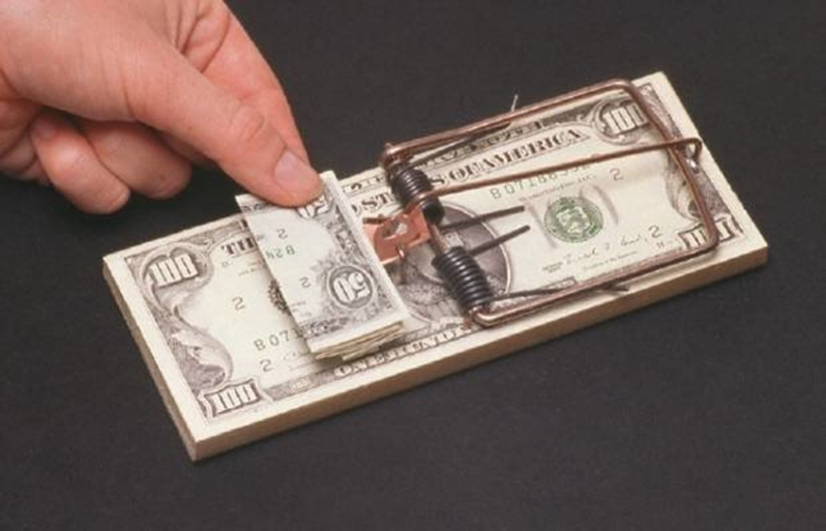 """Don't allow the lure of """"add-ons"""" to become a money trap for you."""