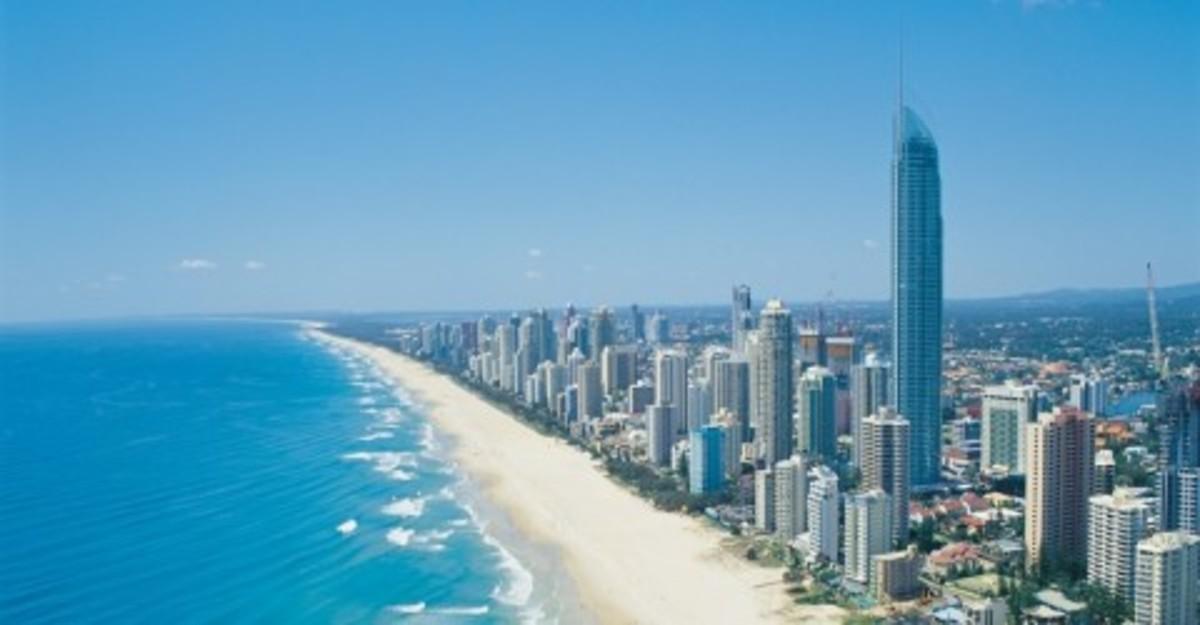 Eye Gold Coast Queensland