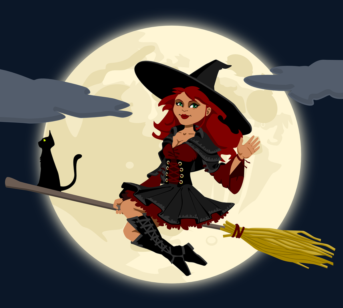 Let's make some fun and easy witch crafts for Halloween!