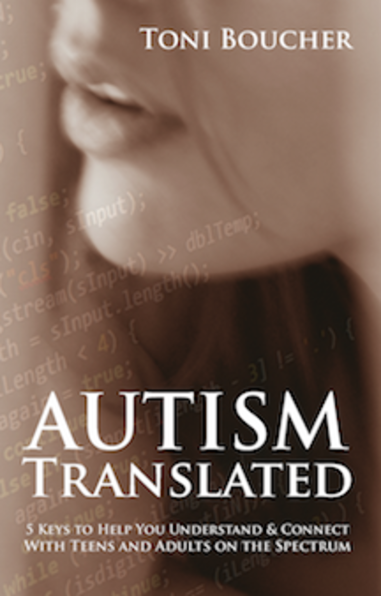 Autism Translated book cover.